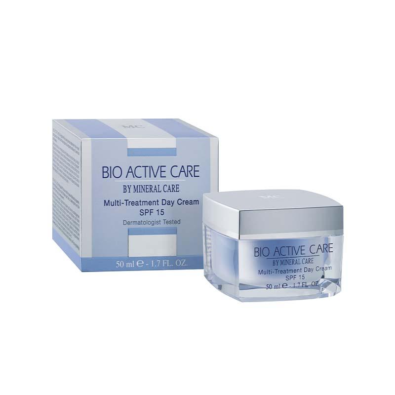 MC BAC Multi- Treatment Day Cream SPF-1