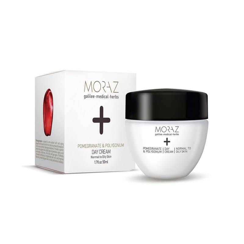 Moraz+ Day Cream – Dry-comb