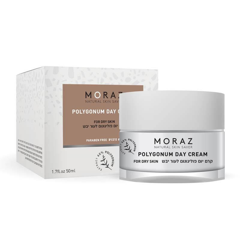 Polygonum Day Cream – Dry Skin